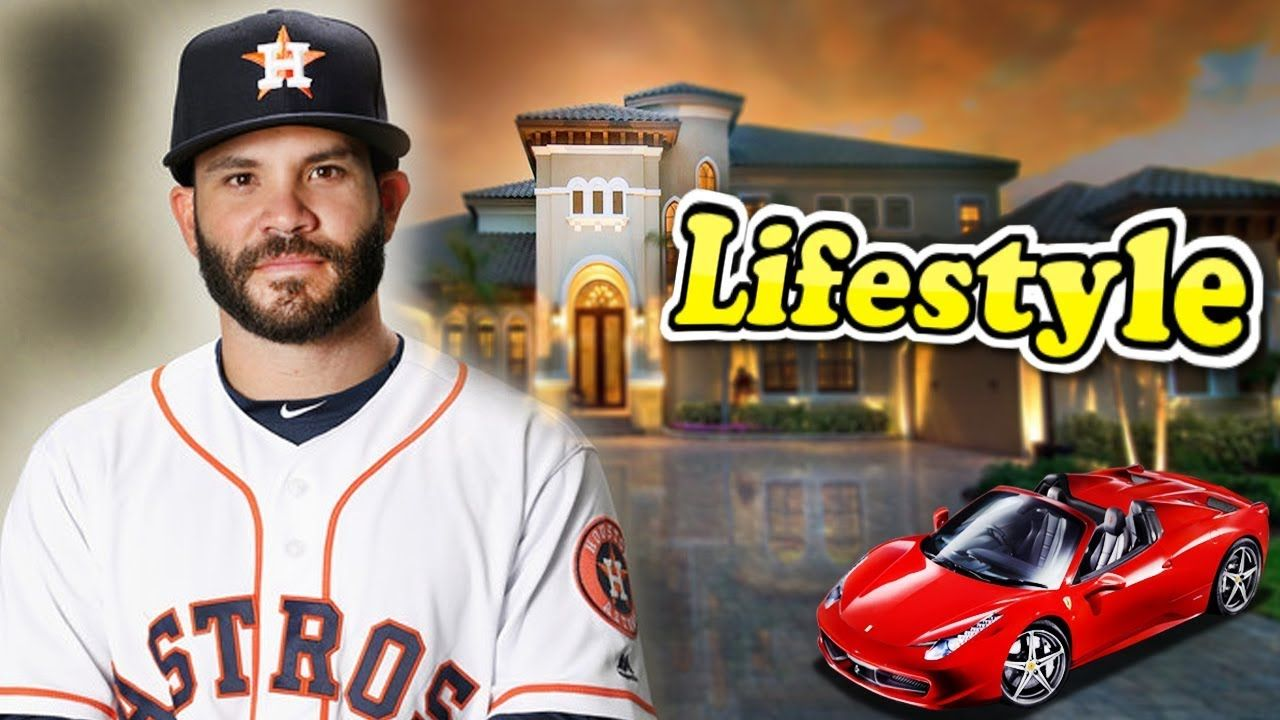 Jose Altuve Biography Wife Cars Salary Net Worth House Income Lifestyle Sports Gallery Famous Sports Jose Altuve