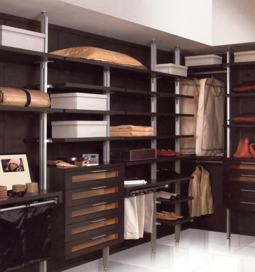 Genial Walk In Closet