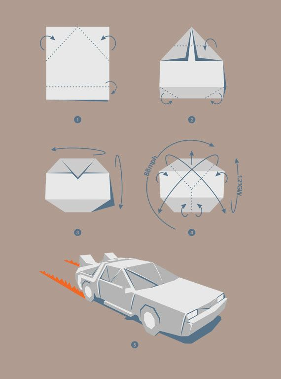 Back to the Future T-shirt Delorean Marty McFly by VincentCarrozza
