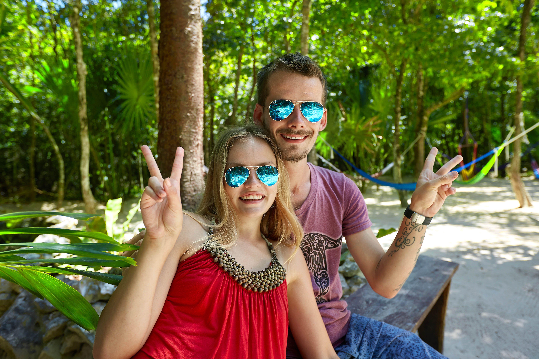 Pasar un buen rato en el corazón de la selva mexicana - junto con sus seres queridos! http://aktun-chen.com/es/