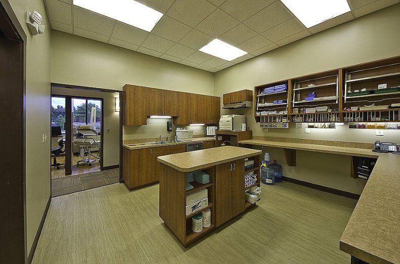 Island for tray prep dental office design by design ergonomics