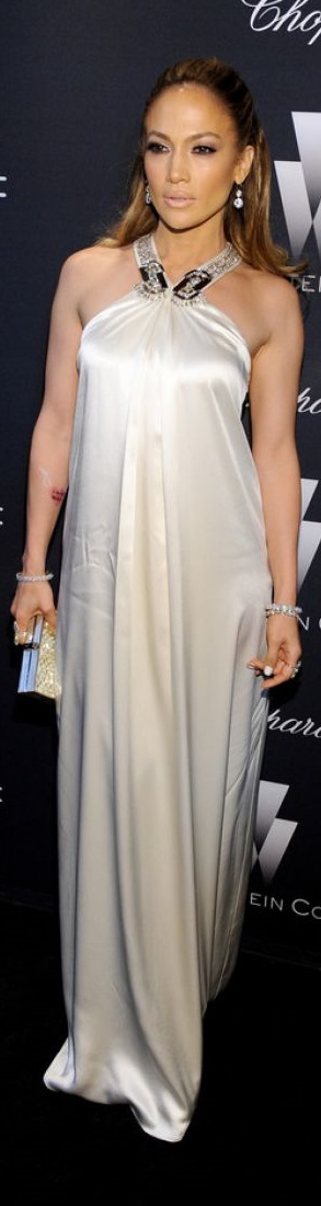 Jennifer Lopez – The Weinstein Company's 2015 Academy Awards Nominees Dinner in LA