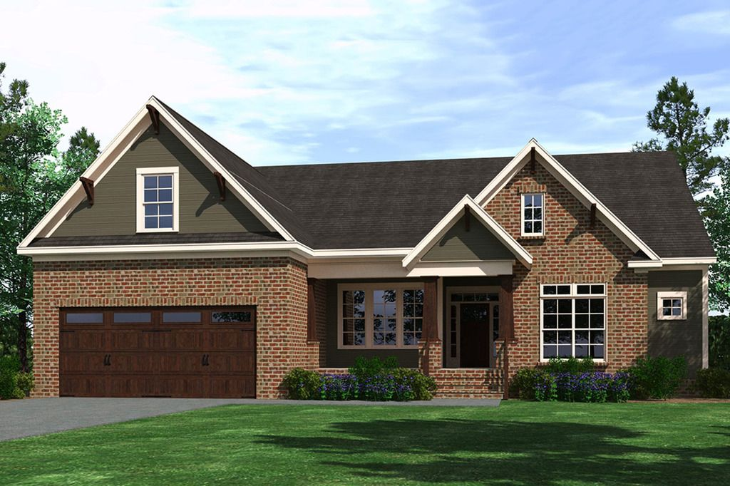 This ranch design floor plan is 2330 sq ft and has 4