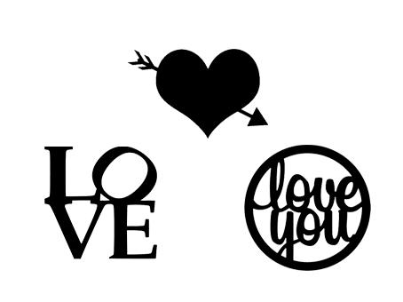 étiquettes à Imprimer Pour Cadeaux De Saint Valentin