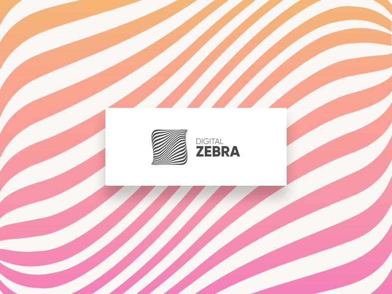 Digital Zebra by Christos
