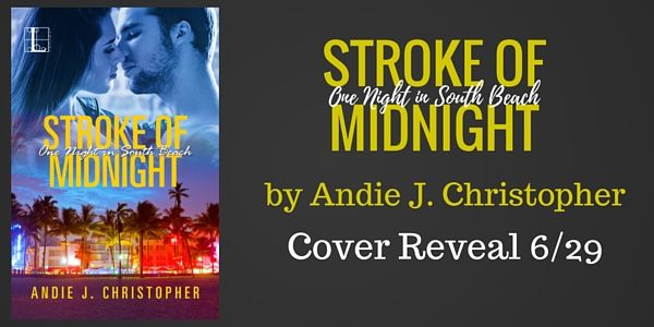 COVER REVEAL - Stroke of Midnight - INFINITE HOUSE OF BOOKS