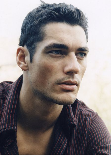 David Gandy - Samantha Young's inspiration for Braden in On Dublin Street - Adult Fiction - So hot!
