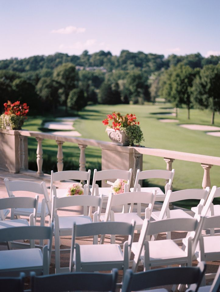 Fox Chapel Golf Club Wedding Pittsburgh PA Photographer Film Photography