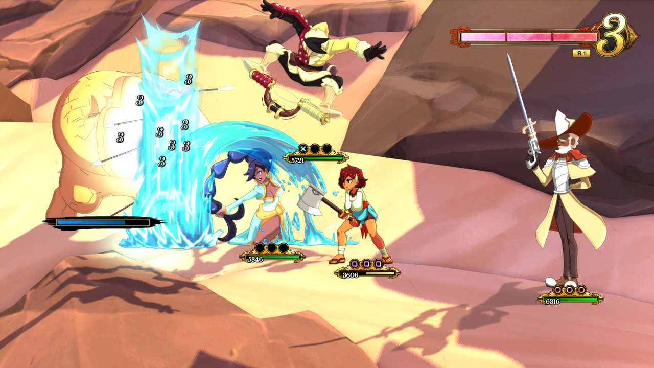 Gamespot Action Rpg Indivisible Launches This Fall Gets New Trailer After Bursting Onto The Scene In July 2015 And Havin New Trailers Rpg Character Actions