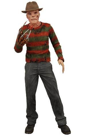 A Nightmare On Elm St Freddy Krueger 2010 Figure After 25 Years