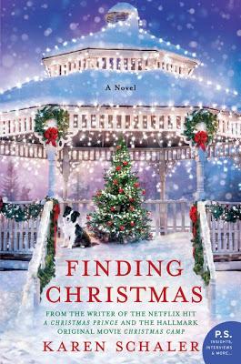 Book Review Finding Christmas by Karen Schaler