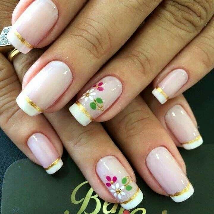 Pin de Jenny Cabrera en Uña | Pinterest | Diseños de uñas, Manicuras ...