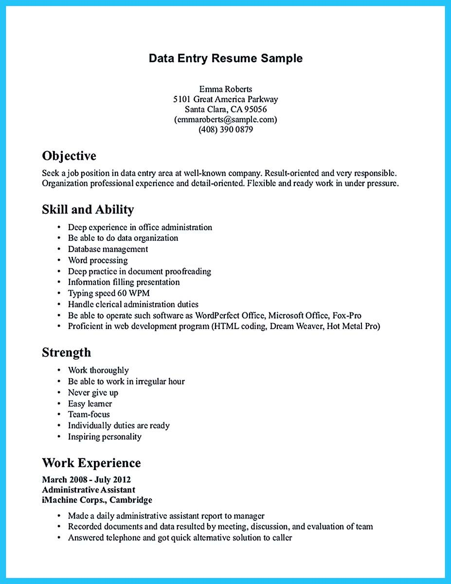 Nice High Quality Data Analyst Resume Sample From Professionals,