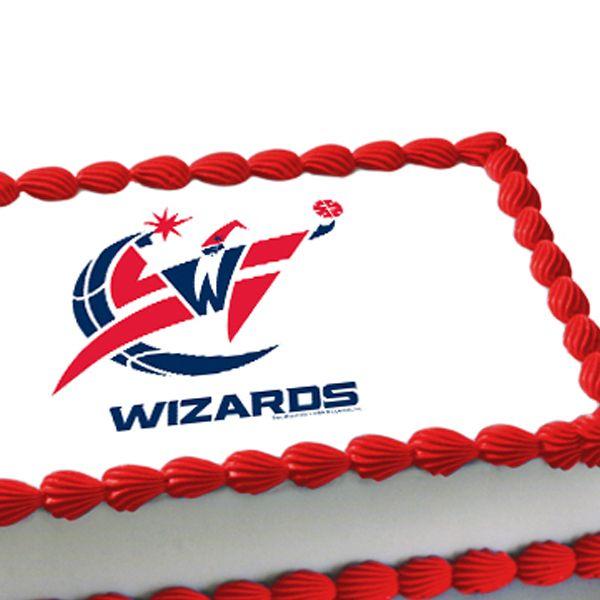 Washington Wizards Cake 1 Washington Wizards Pinterest Cake
