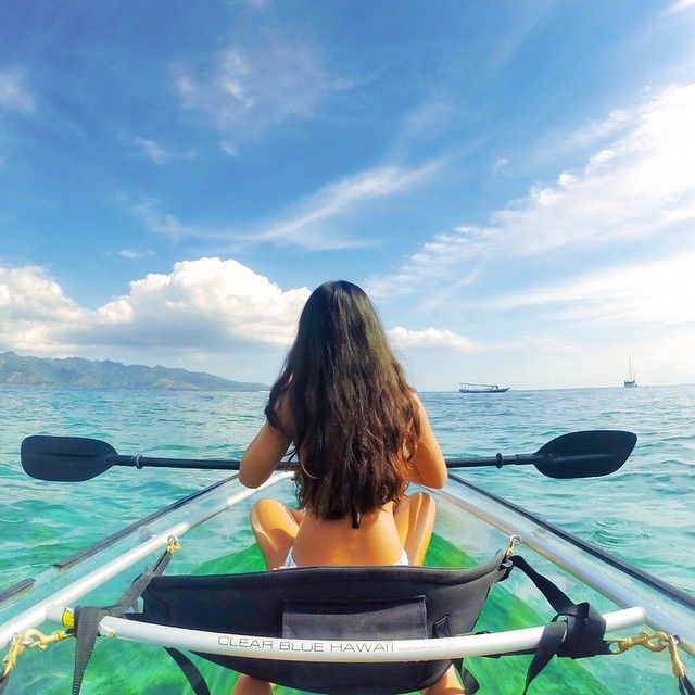 Life is so much better near to the ocean  talent in frame my lovely one @dayuedita  #gopro