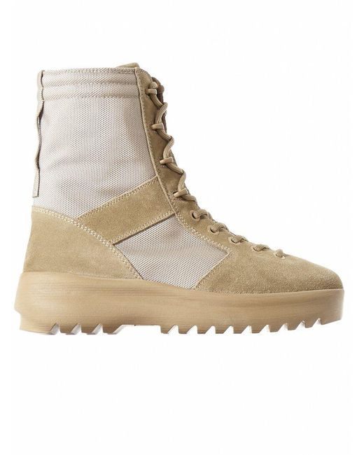 c8862994c03 Men's Suede Military Boot | Shoegasm | Shoes, Boots, Yeezy