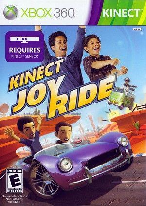 Kinect Joy Ride Xbox 360 Game Kinect Jogos De Videogame Jogos