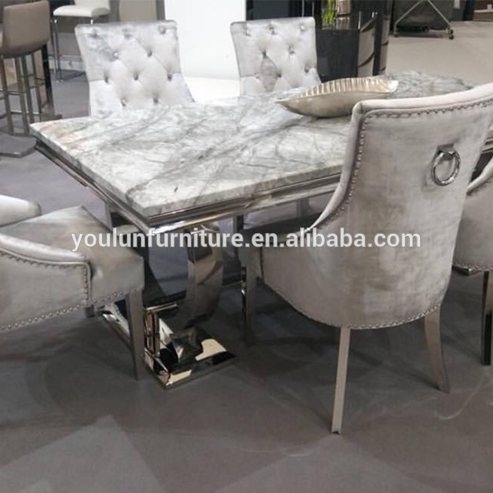 Artificial Natural Korean Italian Dubai White Grey Rectangle Luxury 6 8 10 12 Seater Marble Top Dining Table Sets Buy Marble Top Dining Table Set Marble Dinin In 2020 Marble Dining