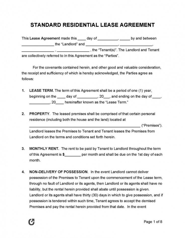Browse Our Example Of Rental Policy Template Rental Agreement Templates Lease Agreement Contract Template