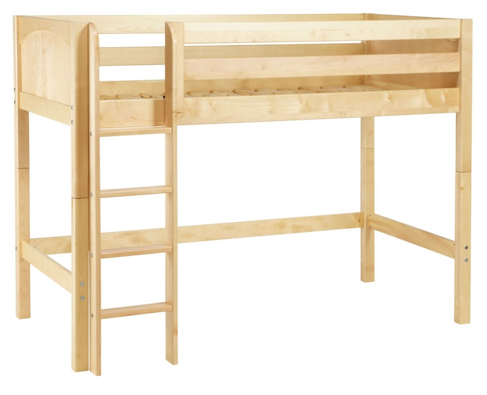 Full Loft Bed Plans Easy Diy Woodworking Plans How To Build A Full