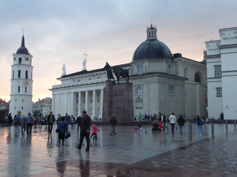 A Quick Guide To Vilnius In 2020 Baltic Countries Vilnius Lithuania Travel