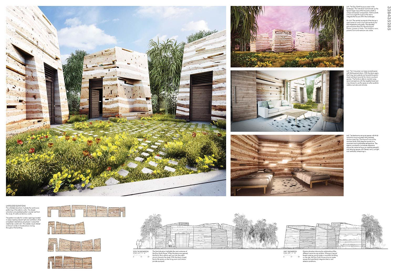Architecture House Competition visit us on www.facebook/tribelab mud house design competition