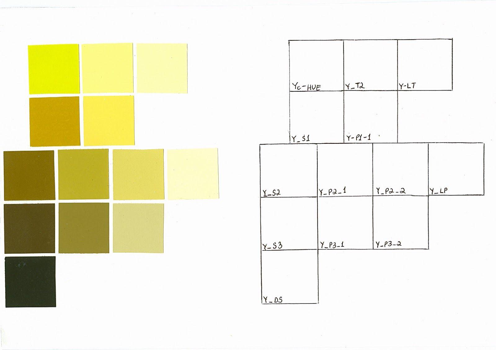 Polina's Color Blog: Homework