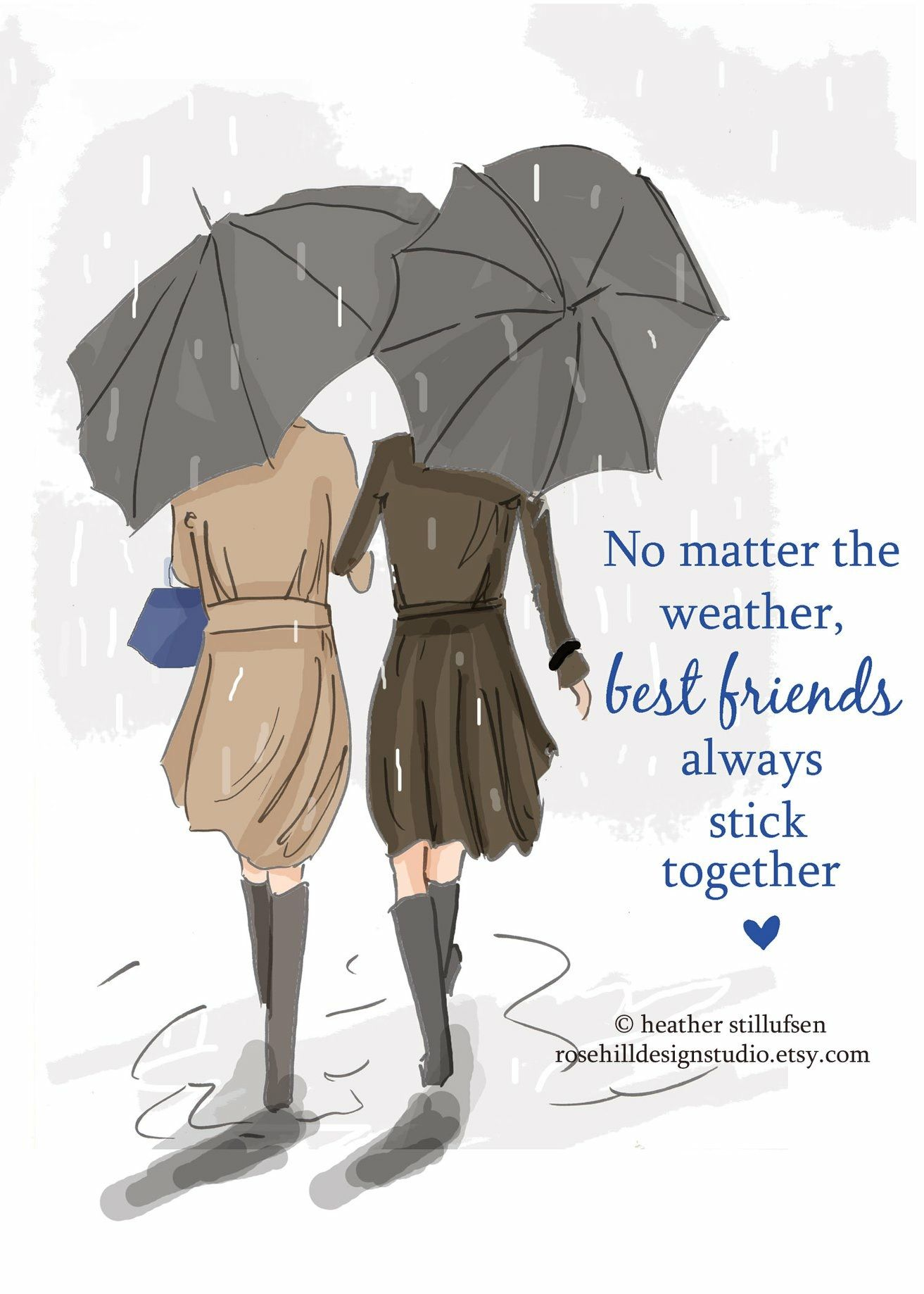 Best Friends Rose Hill Designs by Heather Stillufsen Pinterest