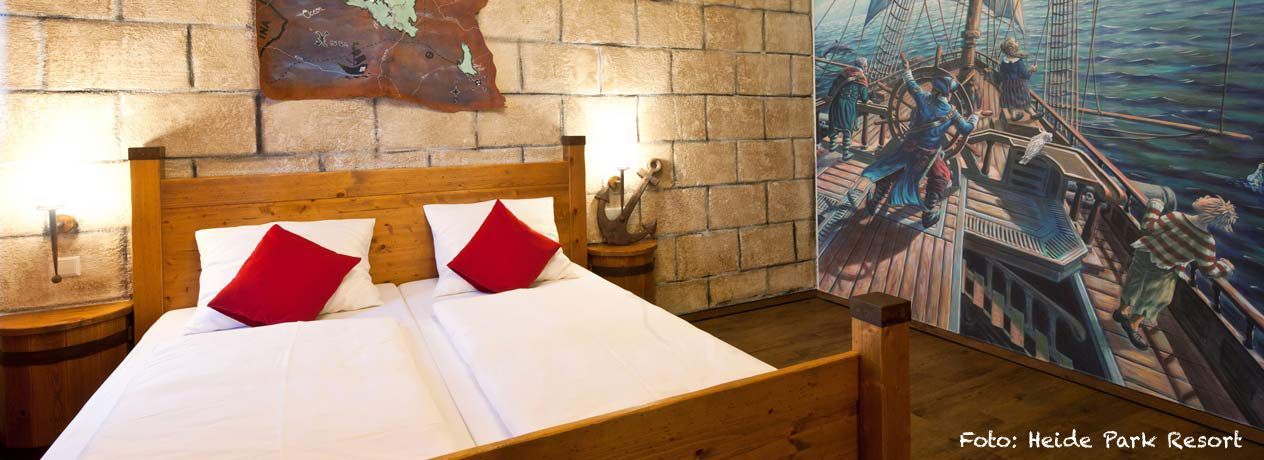Schnappchen Fur Das Heide Park Resort Mit Dem Abenteuerhotel 4 Direkt Am Park 2 Tage Eintritt Ubernachtung Fruhstu Heide Park Resort Heide Park Haus Deko