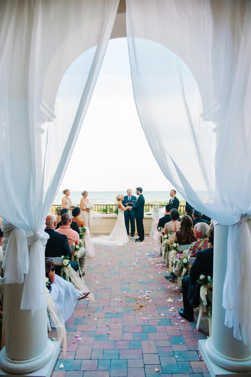 The Ocean Club At Grand Dunes Weddings Price Out And Compare Wedding Costs For Wedding Ceremon Myrtle Beach Wedding Wedding Venues Beach Beach Wedding Aisles