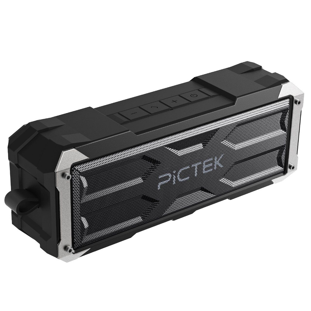Pictek Bluetooth Speakers, Bomber 20W Portable Stereo Wireless ...