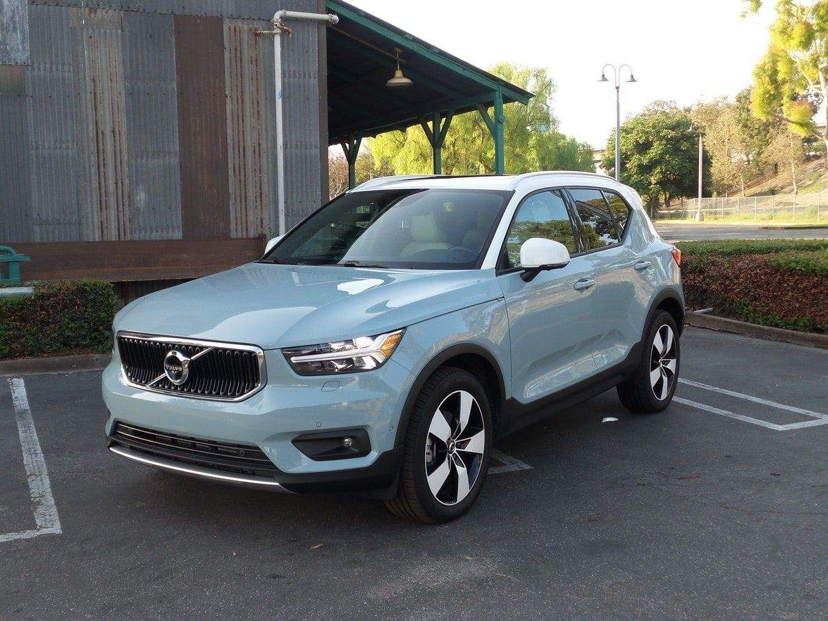 2020 Volvo Xc40 Review Cost Powertrain Release Date Design Photos Volvo Suv Volvo Volvo Cars