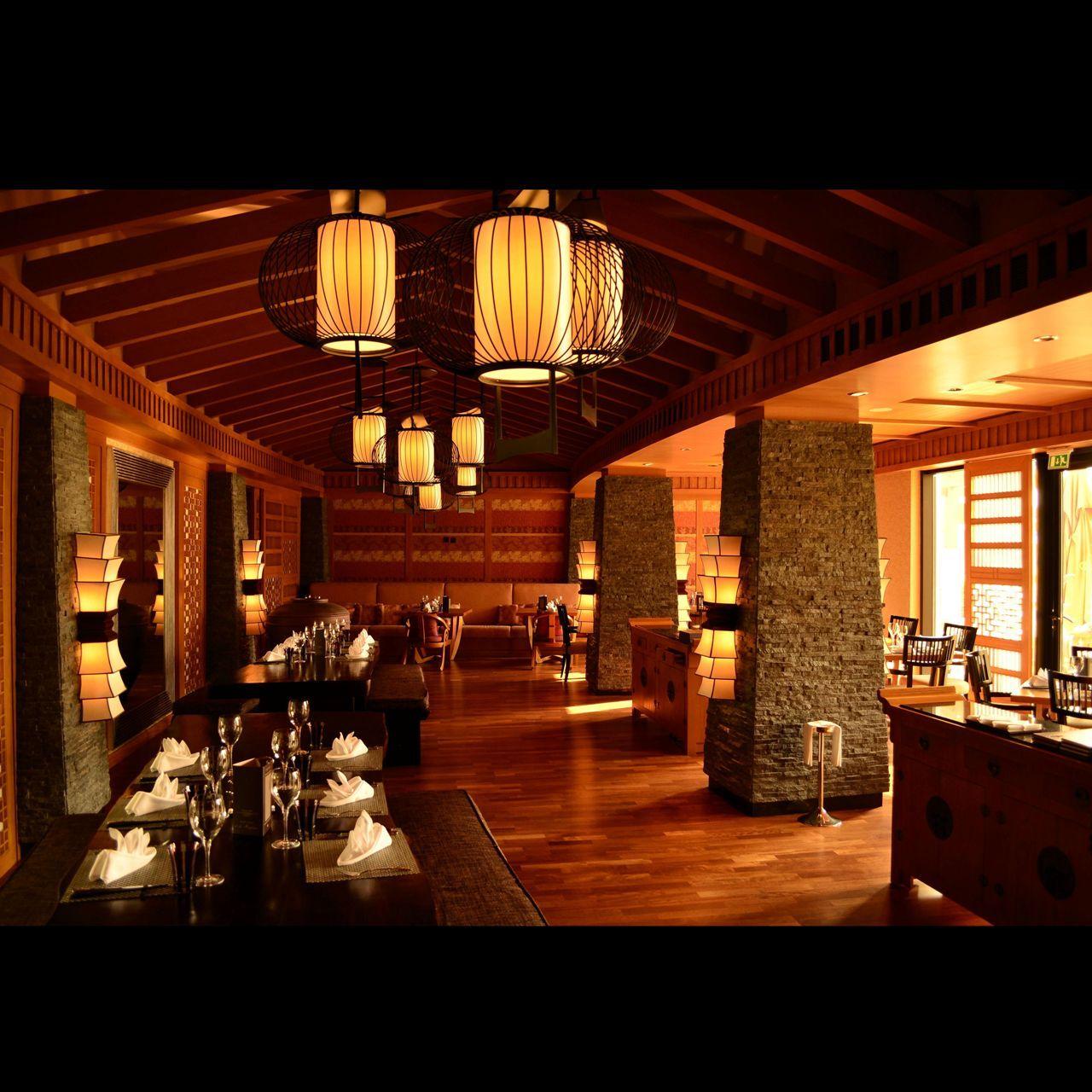 Wok Restaurant - Sydøstasiatiske restauranter i Sofitel-1310