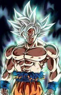 Goku El hakaishin del universo 18