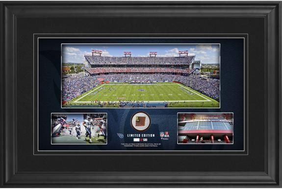 6709860a Tennessee Titans Framed 10