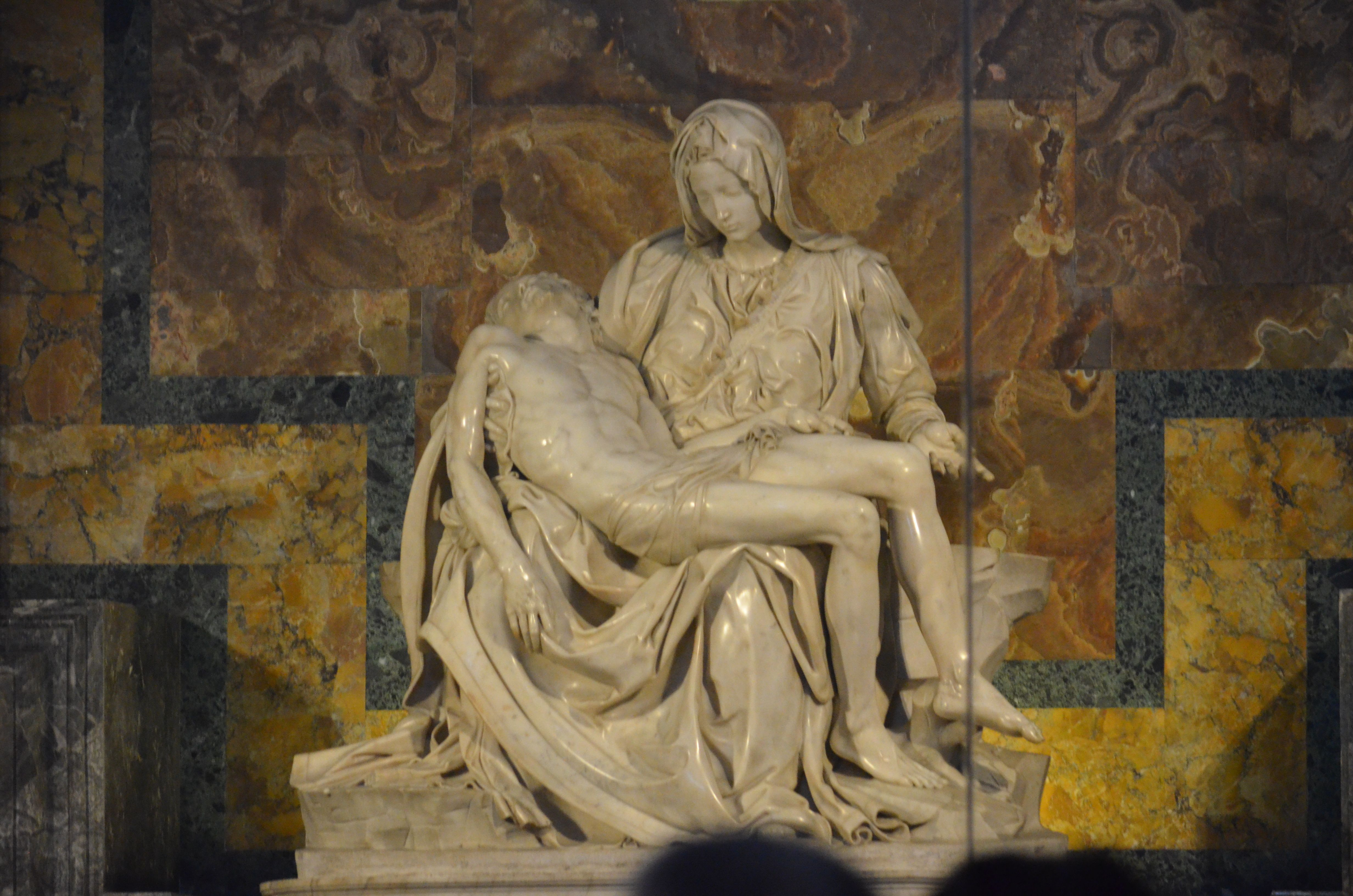 The Pieta, St. Peter's Basilica, Rome (With images