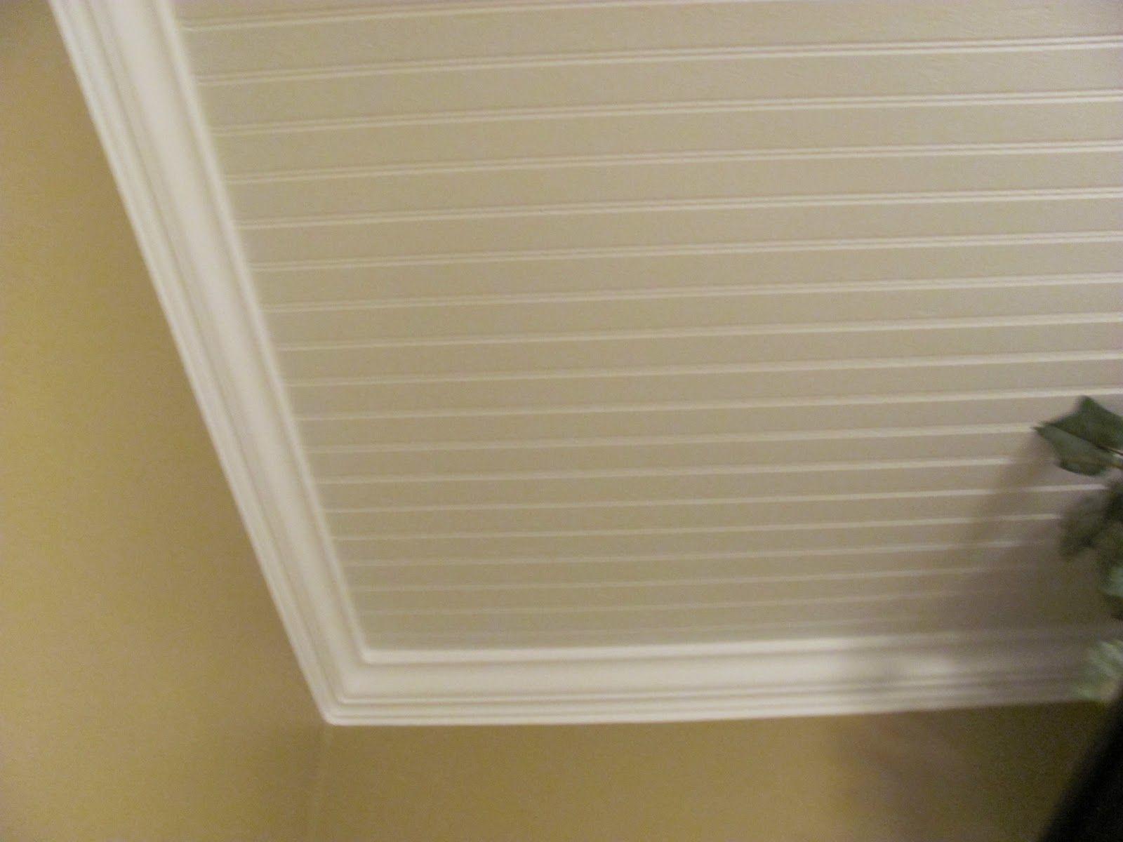beadboard ceiling ideas - Google Search | Home Improvement ...