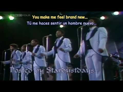The Stylistics You Make Me Feel Brand New Subtitulos Español Inglés Youtube The Stylistics Soul Music Soundtrack To My Life