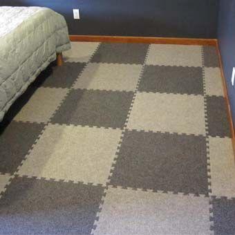Interlocking Carpet Tiles Squares In 2020 Interlocking Carpet Tile Carpet Tiles Carpet Tiles Basement
