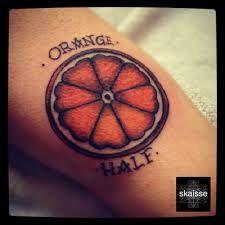 tatuaje naranja - Buscar con Google