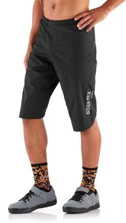 7dbeefdae GORE BIKE WEAR Men s Power Trail Gore-Tex Active Bike Shorts Black ...