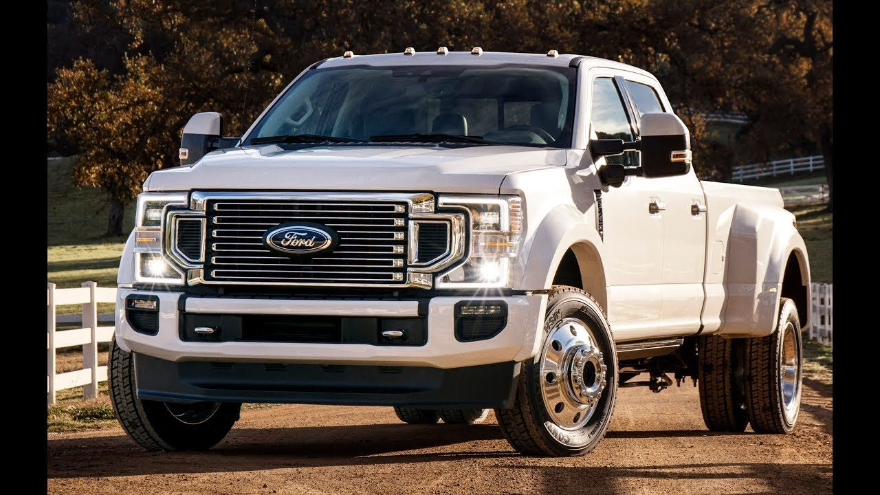 Nova Ford F 450 Super Duty 2020 Com Motor 7 3 V8 Carros