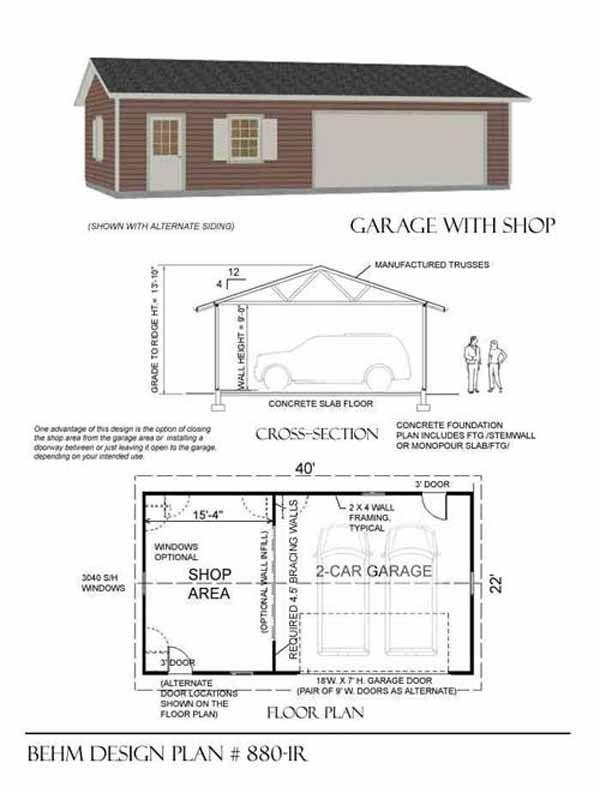 Page Not Found Behm Garage Plans Garage Shop Plans Garage Blueprints Garage Plans