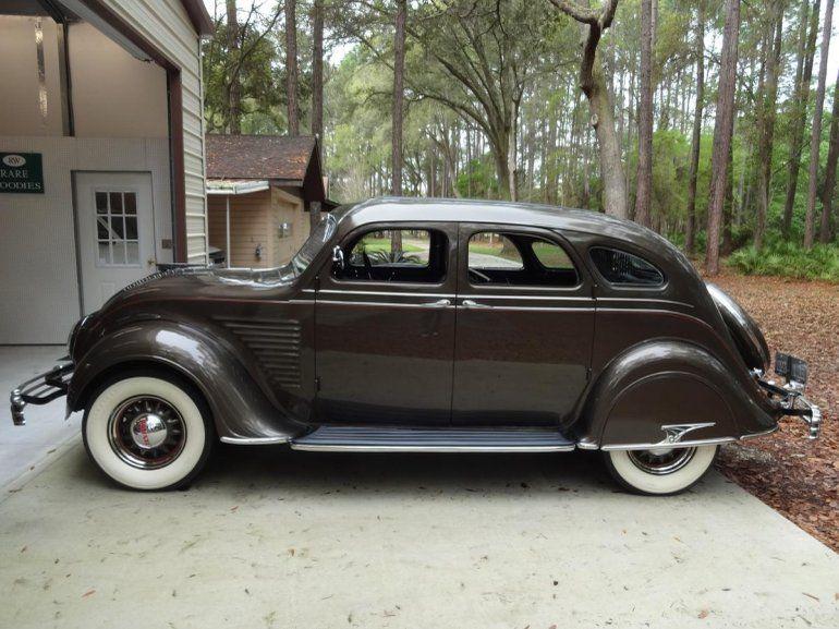 1934 Chrysler Airflow Cy Sedan Chrysler Cars Chrysler