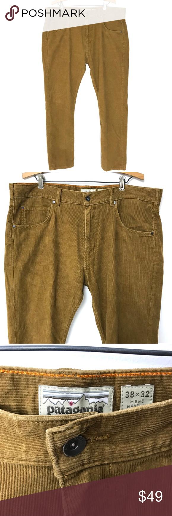 Patagonia 38x32 Iron Clad Organic Corduroy Pants Corduroy Pants Pants Patagonia Pants