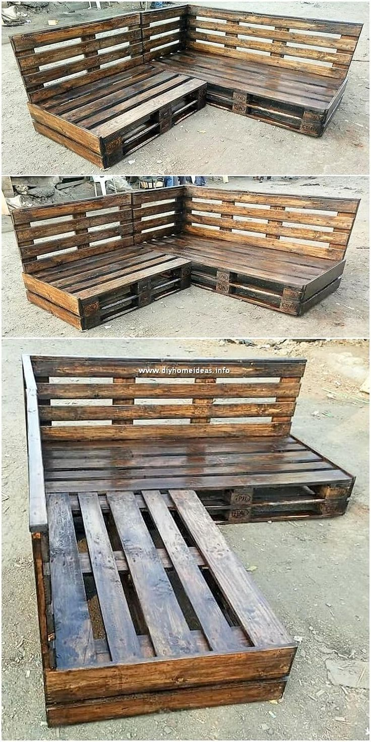 Arredo Giardino In Pallet 17 pallet furniture ideas for extraordinary interior designs