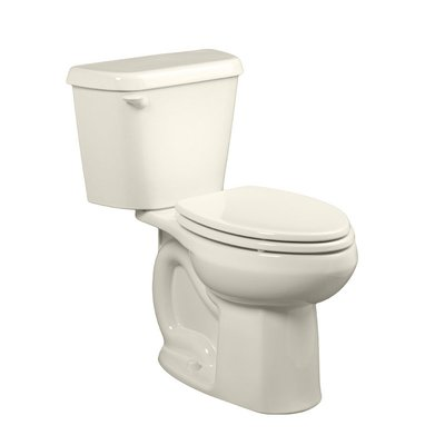 American Standard Colony 1 6 Gpf Elongated Two Piece Toilet Seat