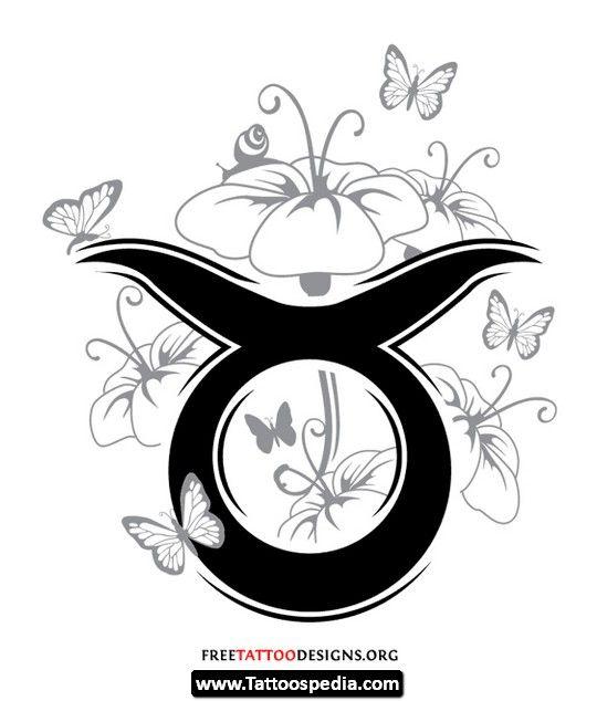 Taurus Tattoo Designs For Men 09 Tattoo Pinterest Taurus