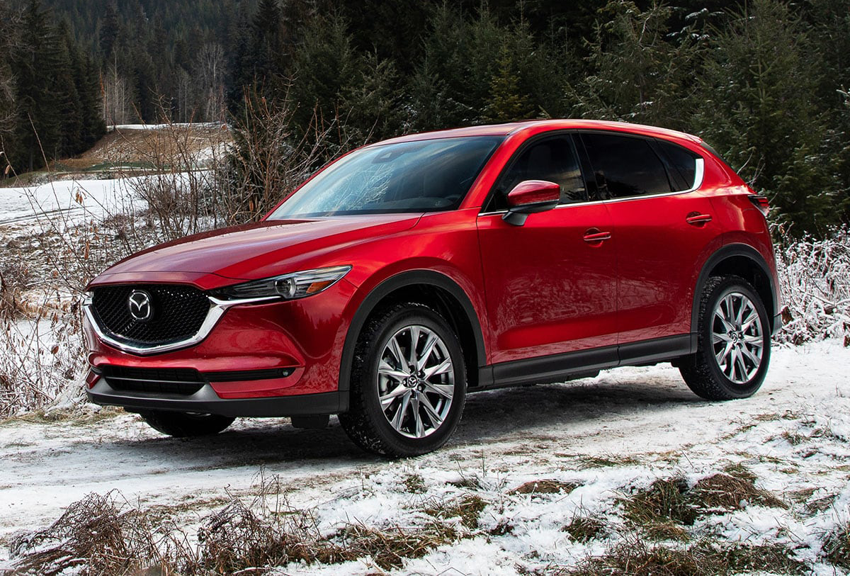 2019 Mazda Cx 5 Diesel Quick Take Safest Suv Most Reliable Suv Best Midsize Suv