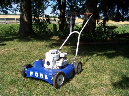 1974 Ford Vintage Mowers Pinterest Ford Tractor And
